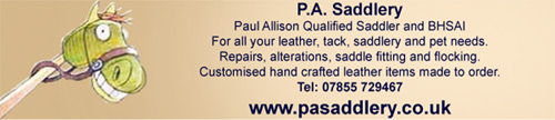 For all your leather, tack, saddlery and pet needs - Side Saddles made and repaired