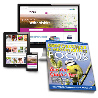 Bedfordshire & Milton Keynes Focus Magazine / Website