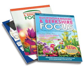 Buckinghamshire and Berkshire Focus magazine cover