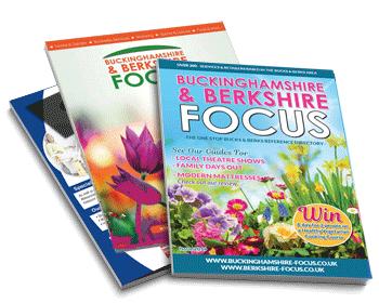 Buckinghamshire and Berkshire Focus magazine cover