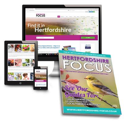 Hertfordshire Focus Magazine Website