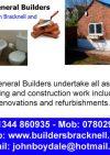 John Dale General Builders