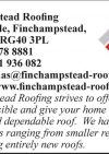 Finchampstead Roofing