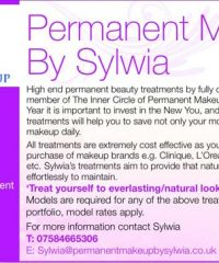 Permanant Make-Up By Sylwia